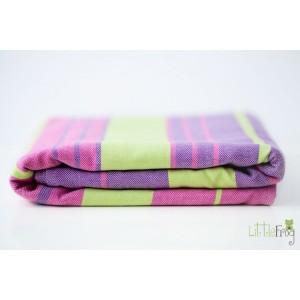Šatky Little Frog 100 % bavlna 190-210 g/m2
