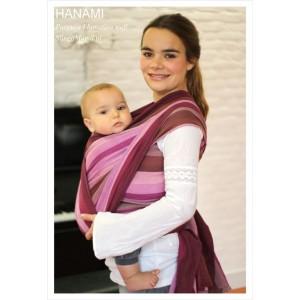 Girasol Hanami Purpura Llamativa
