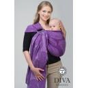 Ring sling Diva Essenza Viola M