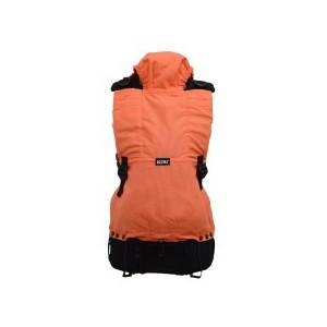 Ergonomický nosič Kibi oranžové pruhy