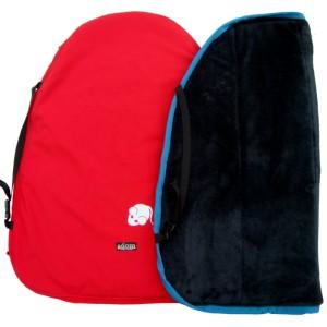 Ochranná kapsa softshellová zimná