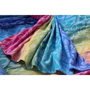 Yaro La Vita Dash Grad Bourette Silk