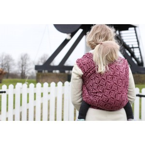 Yaro Retro Berry Bordeaux Old-Rose