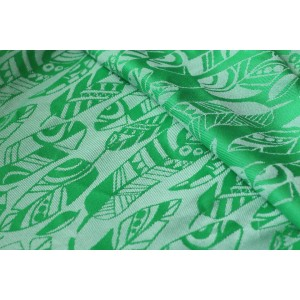 Yaro Four Winds Electric-Lime Tencel Repreve