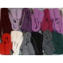 Vlnené ponožky Diba veľ. 1