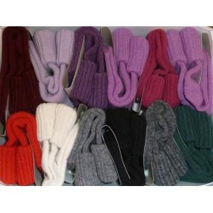 Vlnené ponožky Diba veľ. 0