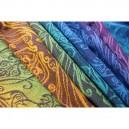 Yaro Elvish Spectrum Grad Purple Wool
