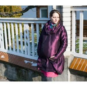 Tehotenská vsadka k zimnému kabátu Angel Wings
