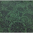 Yaro Ava Puffy Black Dark-Green