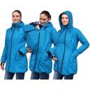 Zimná zateplená bunda modrá Jožánek